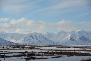 Berge um Dalvik