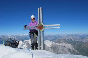 Ortler 3905 m
