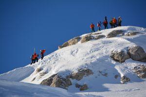 Mont Fourchon 2902 m