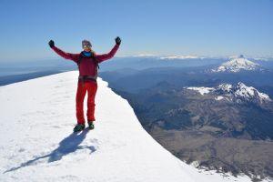 Volcán Osorno, 2652 m.ü.M.