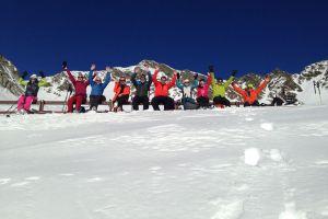 Skitouren ins Weisse