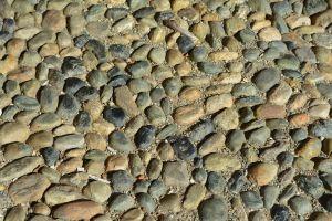 Kopfsteinpflaster in Soluzzo