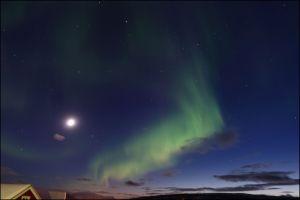 Nordlichter in Nordlenangen